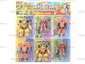 Детская игрушка «Робот-трансформер», 283C, цена