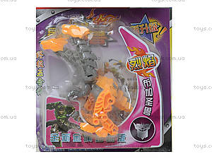 Детский робот-трансформер, 6 штук, 933-23, купить