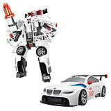 Робот-трансформер - BMW - MW GT2 (1:32), 52120 r, фото