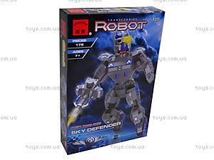 Робот-трансформер BRICK, 120