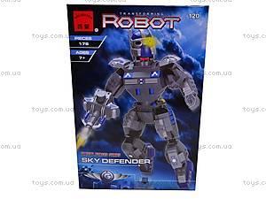 Робот-трансформер BRICK, 120, отзывы