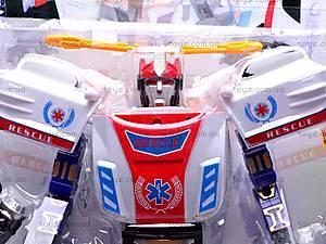 Робот-трансформер детский, 8-21, отзывы