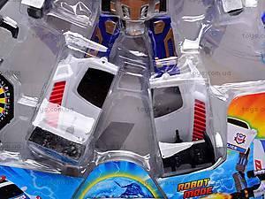 Робот-трансформер детский, 8-21, игрушки