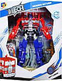 Робот-трансформер детский «Пожарная машина», D622-E268, отзывы