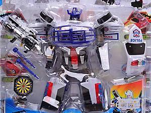 Робот-трансформер для детей, 8-22, фото