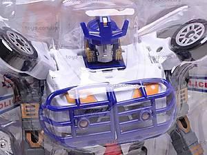 Робот-трансформер для детей, 8-22, цена