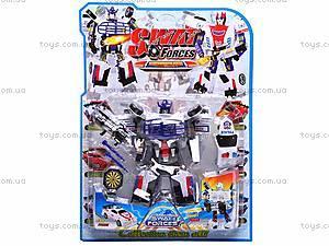 Робот-трансформер для детей, 8-22