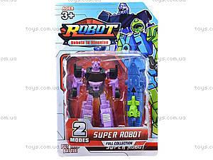 Робот-трансформер для игры, 139146, отзывы