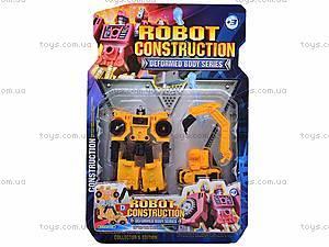 Робот-трансформер «Экскаватор», HY2284