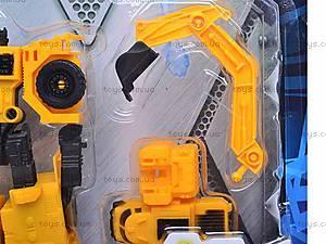 Робот-трансформер «Экскаватор», HY2284, фото