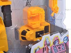 Робот-трансформер «Экскаватор», HY2284, игрушки