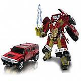 Робот-трансформер - HUMMER (1:32), 52030 r, купить