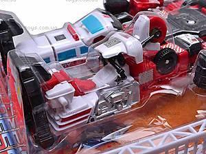 Робот-трансформер игрушечный, 8002, игрушки