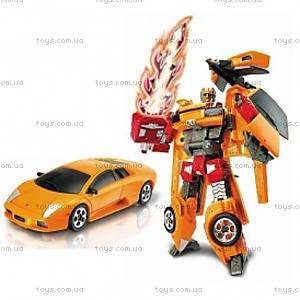 Робот-трансформер - LAMBORGHINI MURCIELAGO (1:32), 52010 r