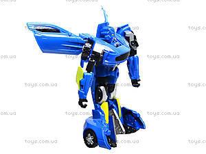 Робот-трансформер Deform Warrior, 8022-B, купить