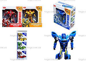 Робот-трансформер Deform Warrior, 8022-B
