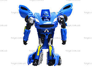 Робот-трансформер Deform Warrior, 8022-B, цена