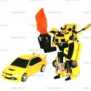 Робот-трансформер - MITSUBISHI LANCER EVOLUTION IX (1:32), 52080 r