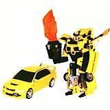 Робот-трансформер - MITSUBISHI LANCER EVOLUTION IX (1:32), 52080 r, фото