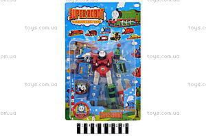 Робот-трансформер «Паровоз», 4059-2