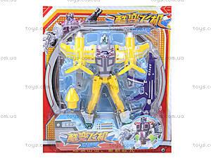 Робот-трансформер, 6 штук, 310A, отзывы