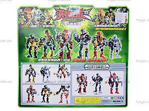 Робот-трансформер «Супергерой», 998-13, фото