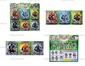 Робот-трансформер «Супергерой», 998-13