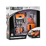 """Робот-трансформер """"Road Bot"""", 53091, фото"""