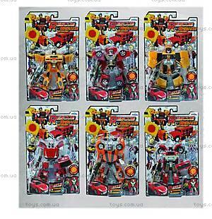 Робот «Трансформер-спорткар», 3888AB