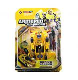 """Робот трансформер """"Thunder Warrior"""" жёлтый, 8001, отзывы"""