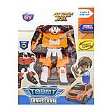 """Робот-трансформер """"TOBOT"""" (оранжевый), 3819, фото"""