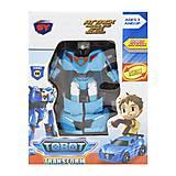 """Робот-трансформер """"TOBOT"""" (синий), 3819, отзывы"""