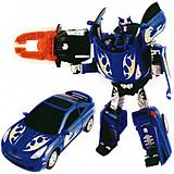 Робот-трансформер - TOYOTA CELICA (1:32), 52040 r, купить