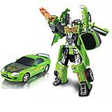 Детский робот-трансформер Toyota Supra, 52050 r, отзывы