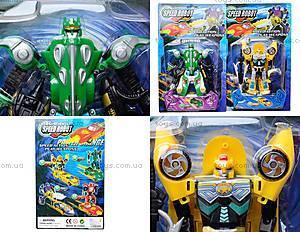 Робот-трансформер «Транспорт», 990045-04