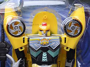 Робот-трансформер «Транспорт», 990045-04, игрушки