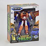 Робот - трансформер Титан (робот X&Y), 2055