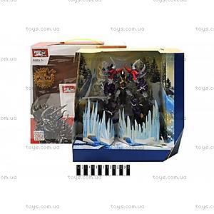 Робот  - трансформер в коробке, J8009