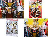 Робот-трансформер игрушечный, 8002, фото
