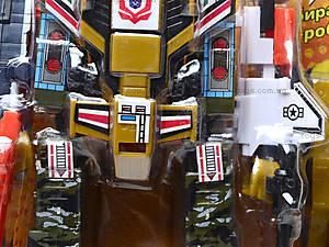 Робот-трансформер игрушечный, 8002, toys