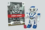 Робот игрушечный «Космический воин», 6022, отзывы