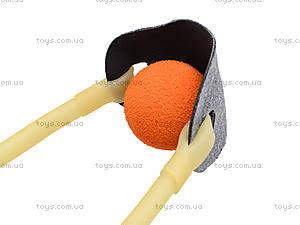 Детская рогатка с мягкими мячиками, 1806F123, купить