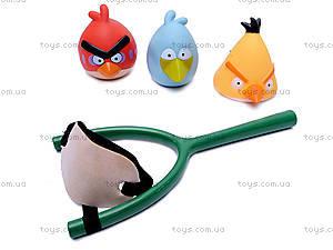 Рогатка Angry Birds, с птичками, 1125
