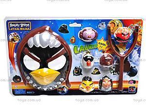 Рогатка «Angry Birds» с птичками, T28, отзывы