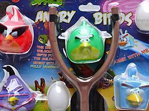 Рогатка детская с птичками Angry Birds, MX6699-33, купить