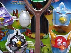 Рогатка детская с птичками Angry Birds, MX6699-33, фото