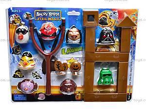 Рогатка и птички «Angry Birds», T31