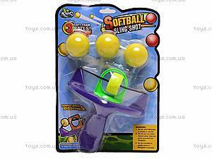 Рогатка с мячиками , 0007-3A