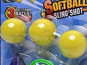 Рогатка с мячиками , 0007-3A, отзывы