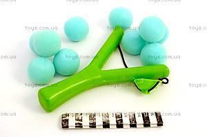 Рогатка с мягкими мячиками , 342